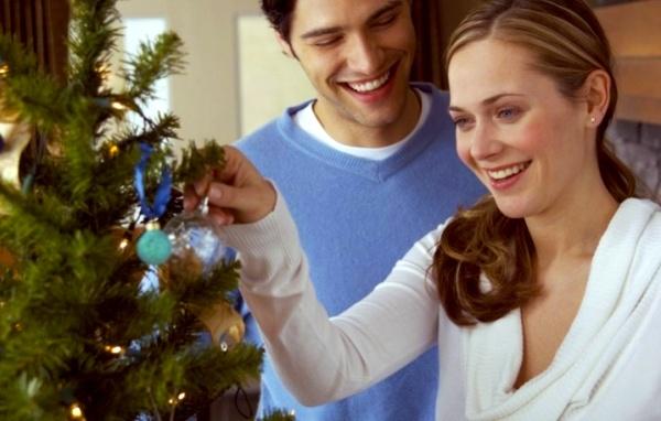 знакомство в новогоднюю