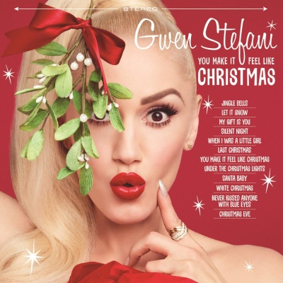 Silent Night - Gwen Stefani
