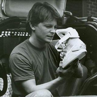 Nike выпустит в продажу кроссовки из фильма «Назад в будущее