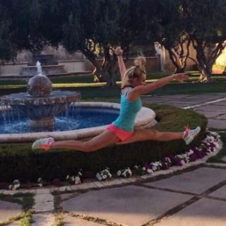 Бритни Спирс удивила великолепной физической формой