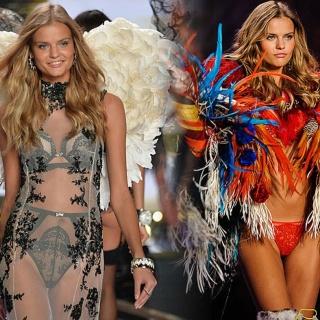 Новое шоу американского бренда Victoria's Secret может пройти в Париже