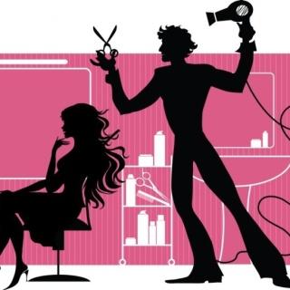 В России празднуют день парикмахера