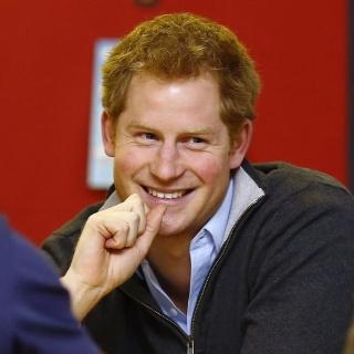 Принц Гарри - самый сексуальный представитель королевских семей
