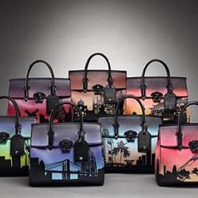 Versace познакомит с мировыми столицами