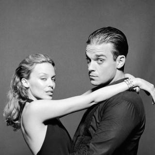 Кайли Миноуг и Робби Уильямс запишут новый дуэт спустя 16 лет