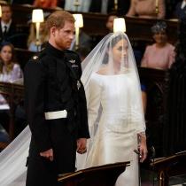Свадьба года: Венчание принца Гарри и Меган Маркл