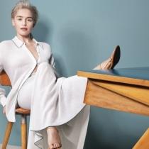 «Мать драконов» на обложке журнала Vanity Fair