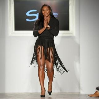 Серена Уильямс стала модельером