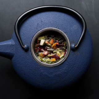 Травяные чаи, которые помогут восстановить силы