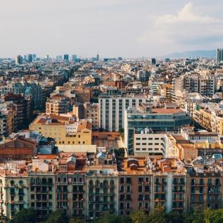 Тур по Европе: Барселона