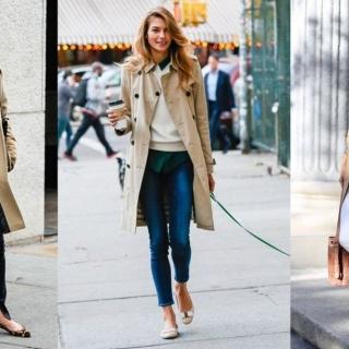 Стили осени: модные пальто 2018