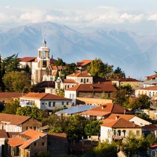 Красота Кавказа: Кахетия