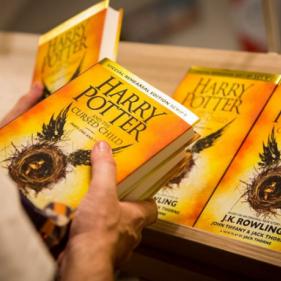 Новая книга о Гарри Поттере на русском выйдет в начале декабря