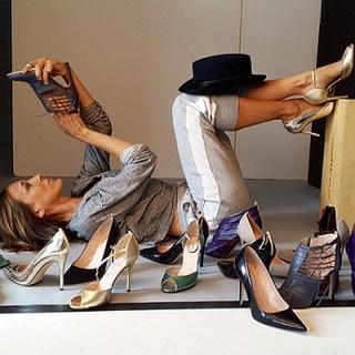 Сара Джессика Паркер выпустит коллекцию обуви к Рождеству