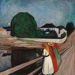 Картина Эдварда Мунка продана за 54 миллиона долларов