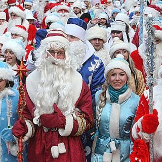 Тамбов станет новогодней столицей России 2017