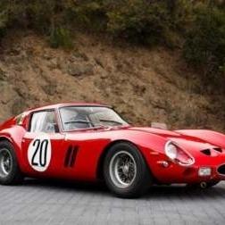 Самый дорогой автомобиль мира выставили на торги выставили за 56 миллионов долларов