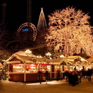 На Рождество Швеция останется без иллюминации