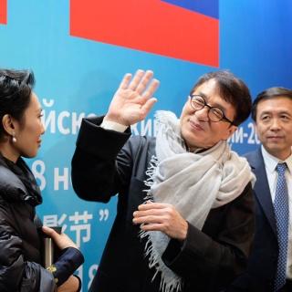 Джеки Чан открыл фестиваль китайского кино