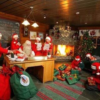 В Турине откроется деревня Санта-Клауса