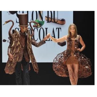 В Лионе состоится Салон шоколада
