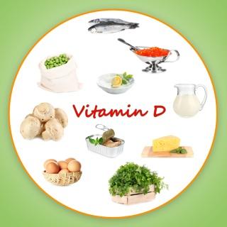 Витамин D замедляет старение