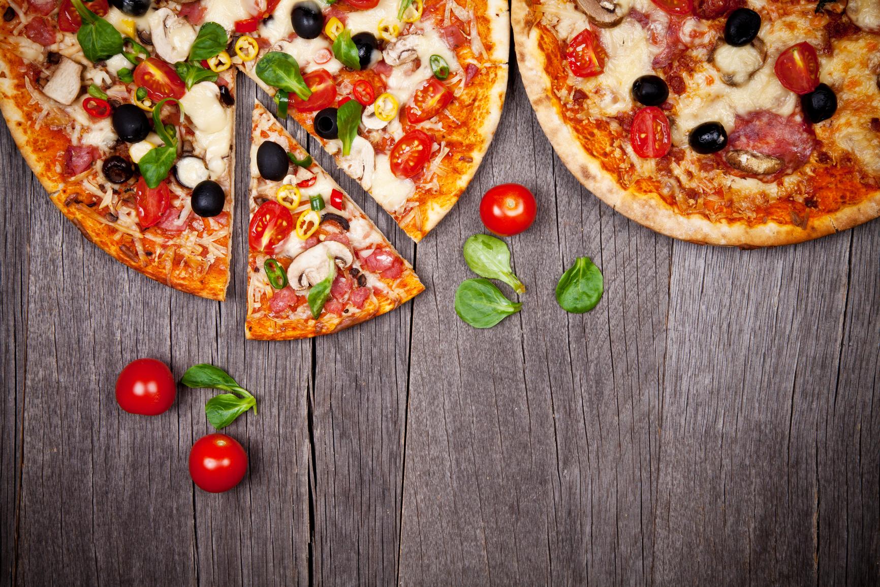 В Италии стартует фестиваль пиццы