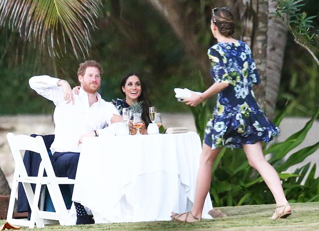 Принц Гарри и Меган Маркл уехали в путешествие