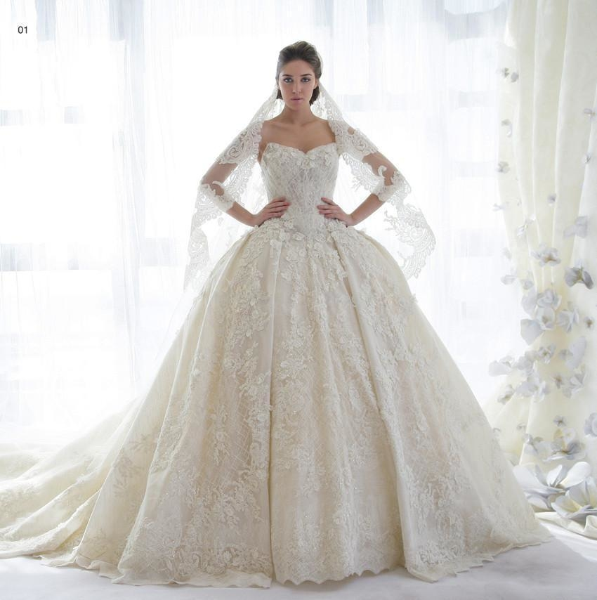 Жительницы Великобритании отказываются от дорогих свадебных платьев