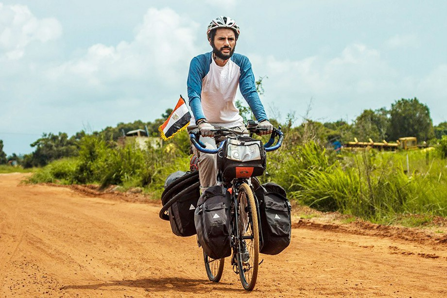 На чемпионат мира по футболу из Египта на велосипеде - Радио Romantika