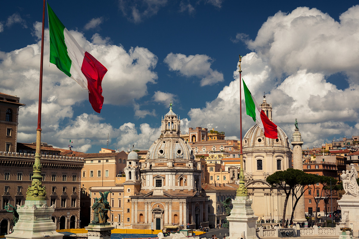 Мир вокруг нас: лучшие города Италии - Радио Romantika